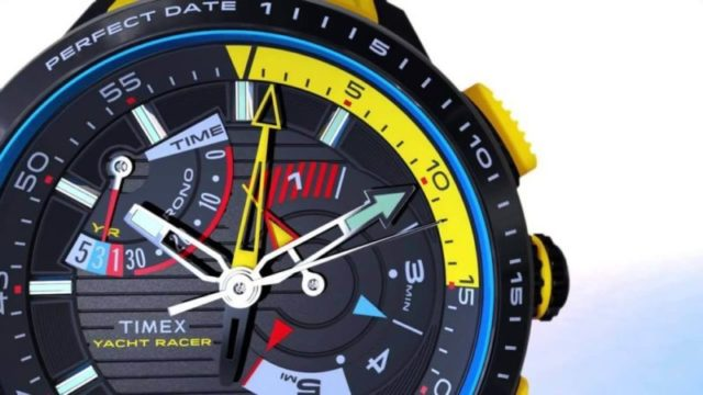 recensione Timex Yacht Racer