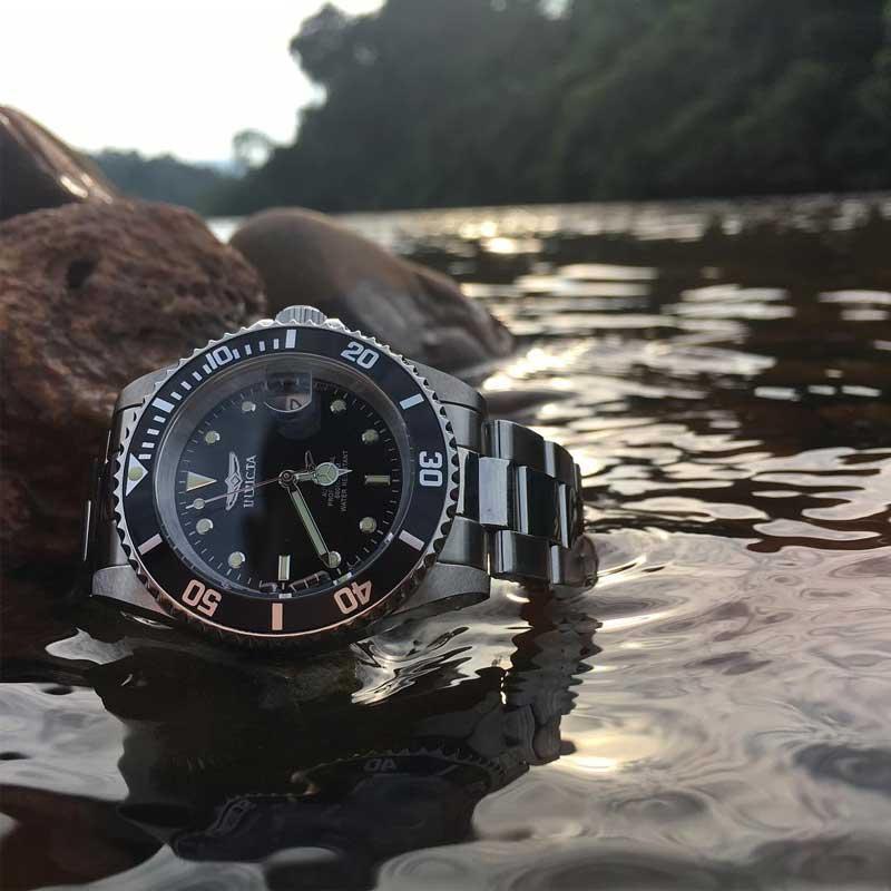 Recensione invicta pro diver automatic 8926OB