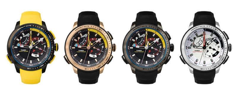 tutti i modelli della linea Timex Yacht Racer