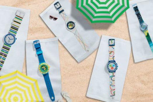 Collezione Cronometri Swatch dedicati alle Olimpiadi 2016
