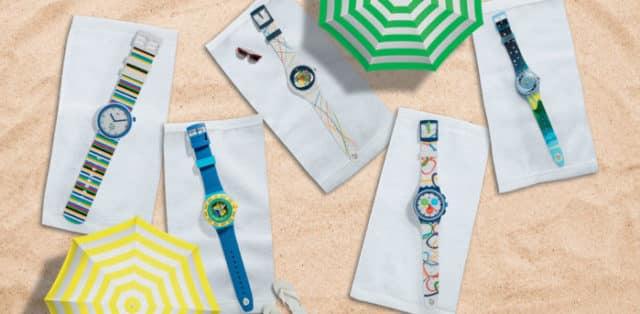 orologi swatch olimpiadi di Rio 2016