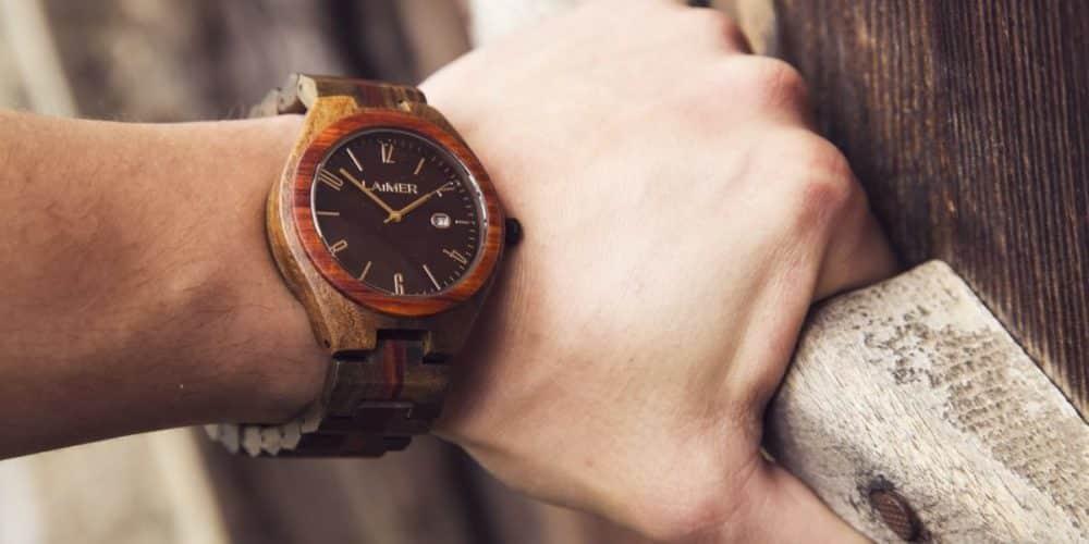 recensione orologi in legno