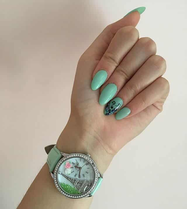 orologio didofà indossato al polso