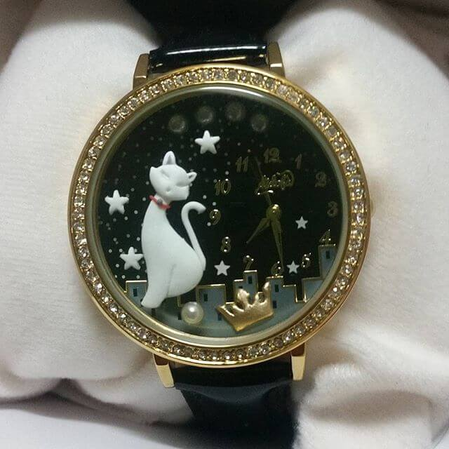 orologio gatto della Didofà