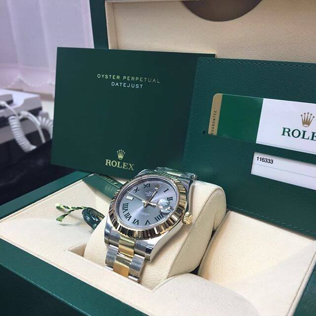 Rolex Datejust II referenza 116333
