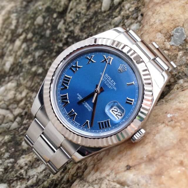rolex datejust ii REFERENZA 116334