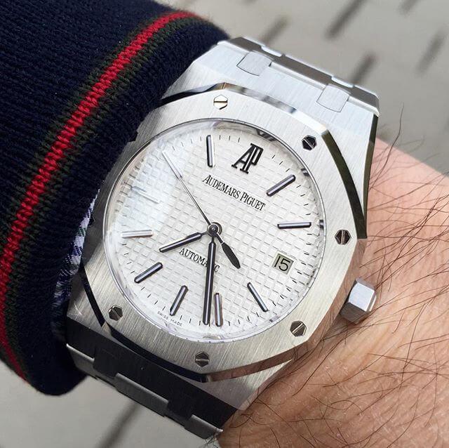 orologio Audemars Piguet  indossato
