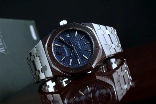 Audemars Piguet 15300: il Royal Oak dal movimento unico