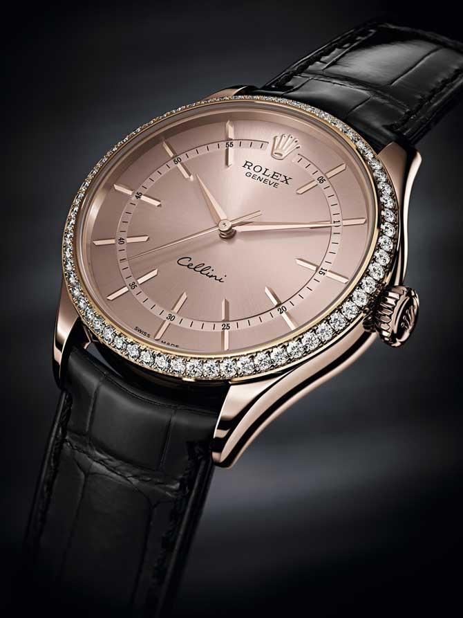 Rolex cellini 50705RBR: