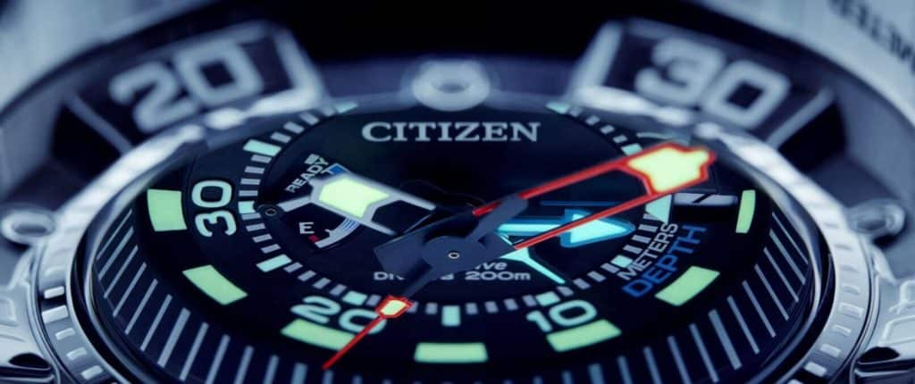 Citizen Aqualand Promaster Eco-Drive