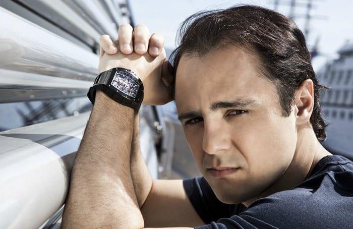 Orologio RM 006 usato da Felipe Massa