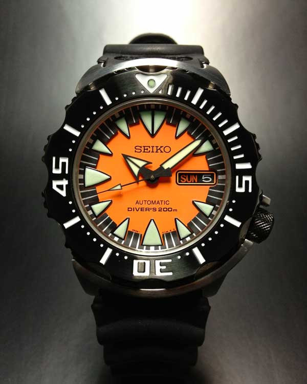 Recensione Seiko Monster 2nd Generation