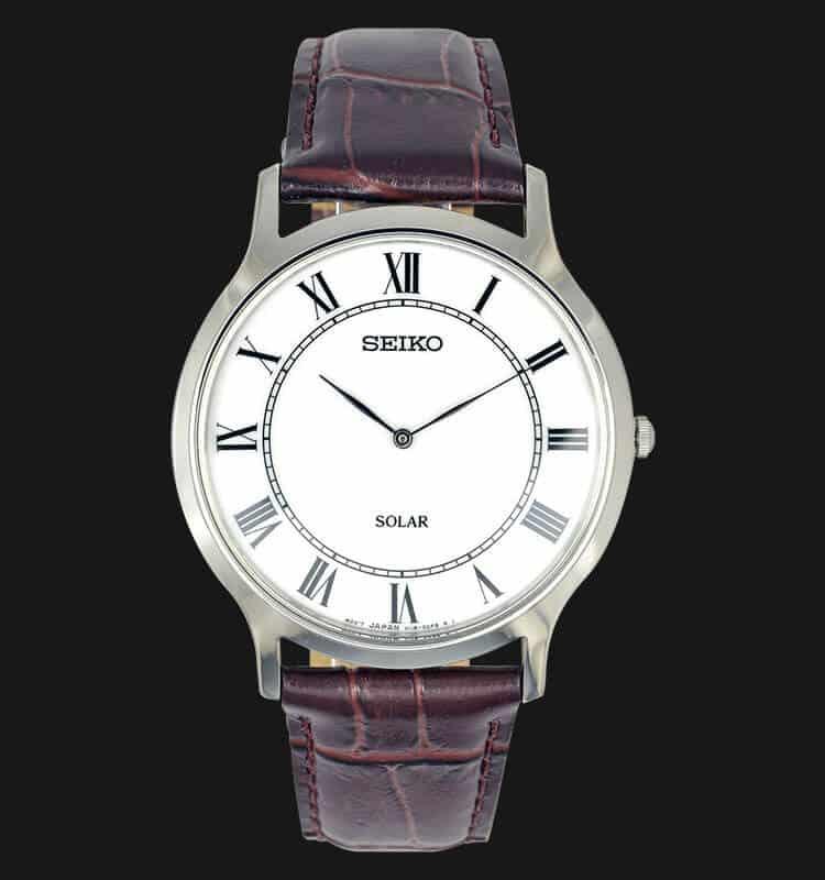 Modelli e orologi Seiko Solar Solo Tempo V115