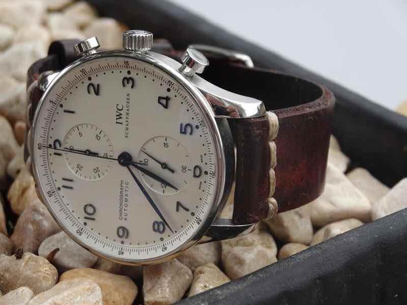 orologi da polso Iwc portoghese