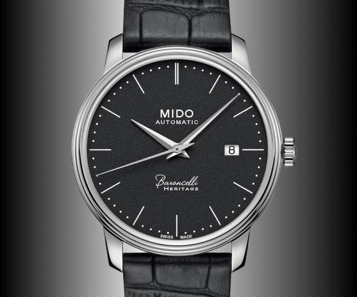 orologi mido collezione baroncelli