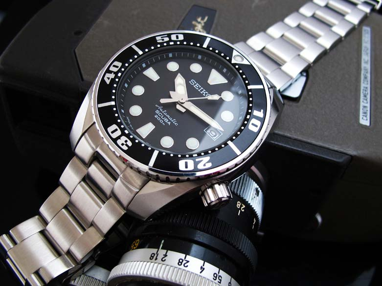orologio Seiko sumo SBDC001