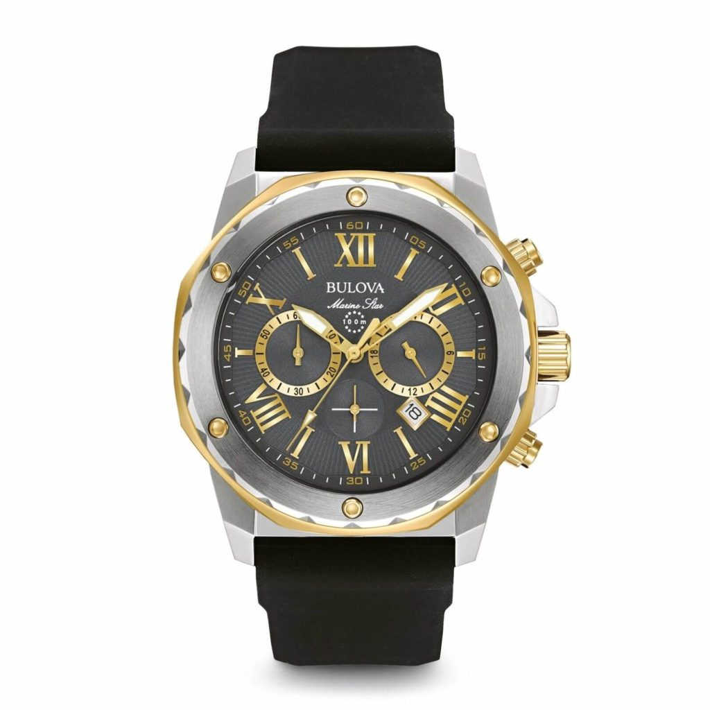 Bulova 98B277 Marine Star Collection