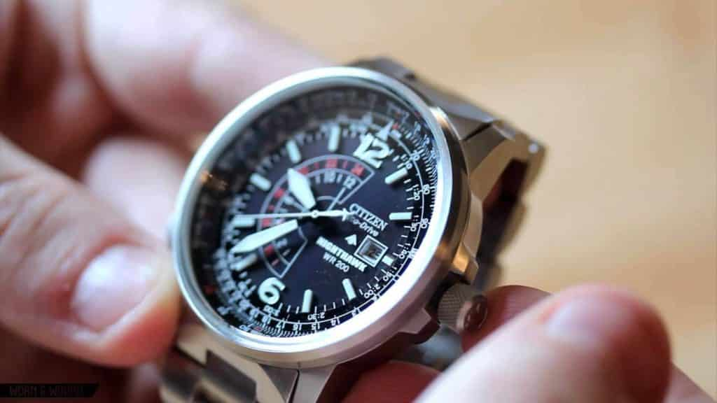 informazioni Citizen nighthawk