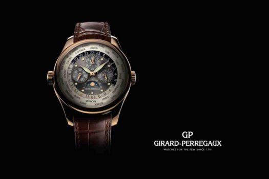 Girard Perregaux Vintage: i modelli più significativi e la storia dell'azienda