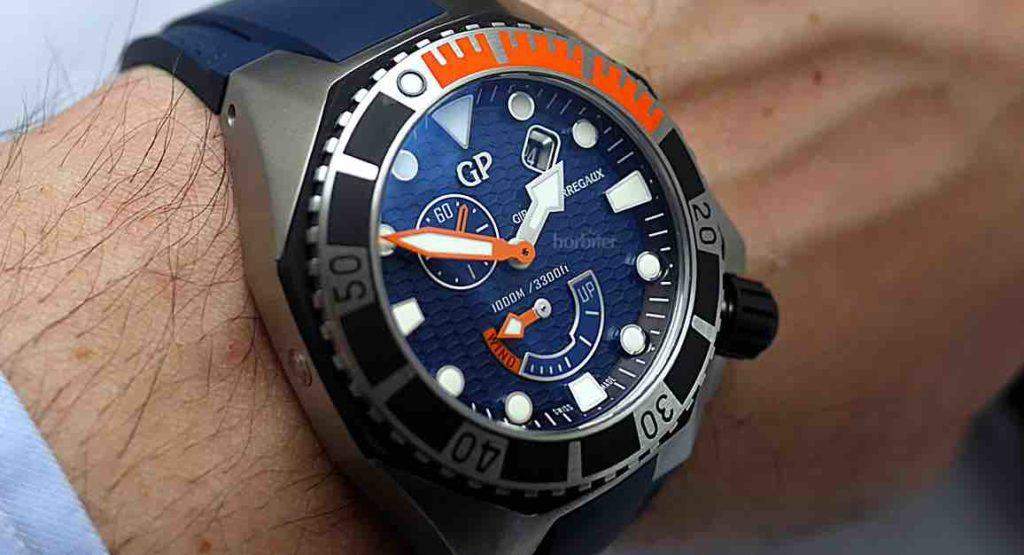 orologio sportivo Girard Perregaux Sea Hawk