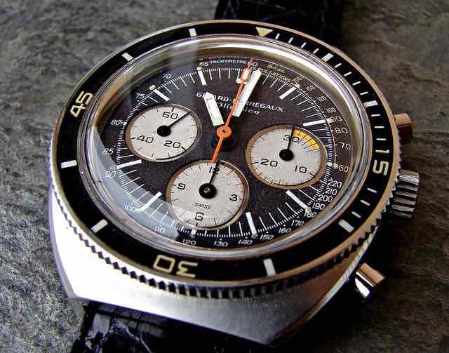 Orologio vintage Girard Perregaux olimpico