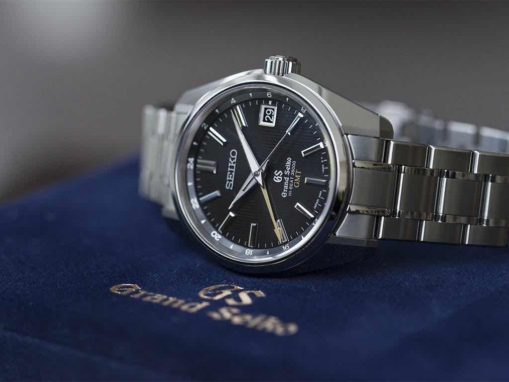 Grand Seiko GMT SBGJ013G