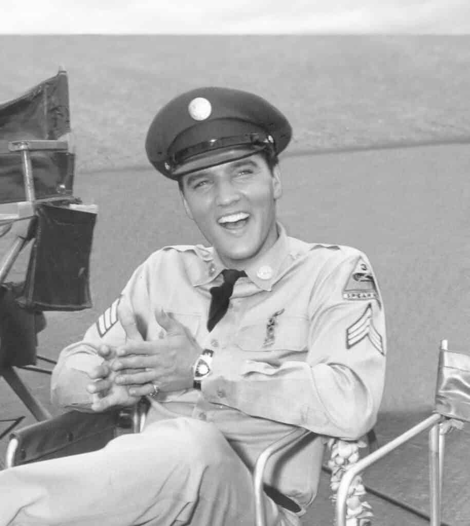 Hamilton Ventura indossato da Elvis Presley