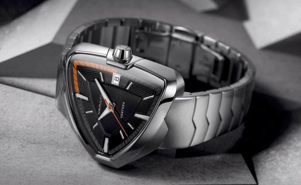 orologio da polso Hamilton Ventura Elvis80