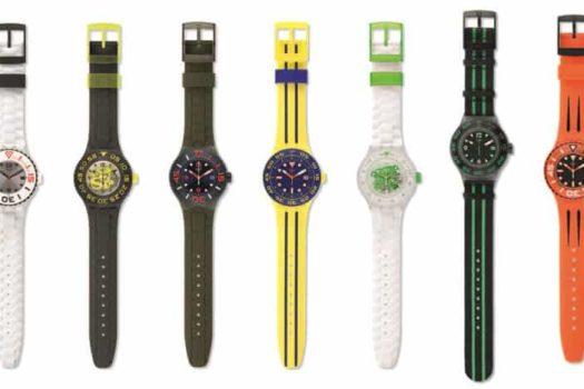 Swatch Scuba Libre: l'orologio svizzero perfetto per la tua estate