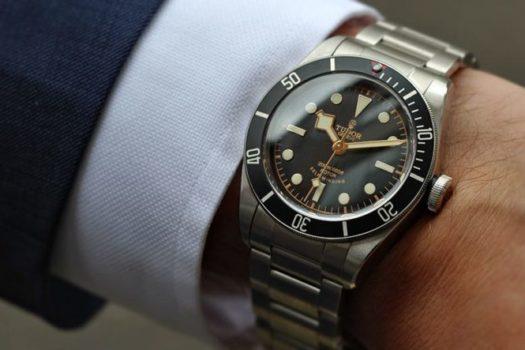 La linea di orologi Tudor Heritage
