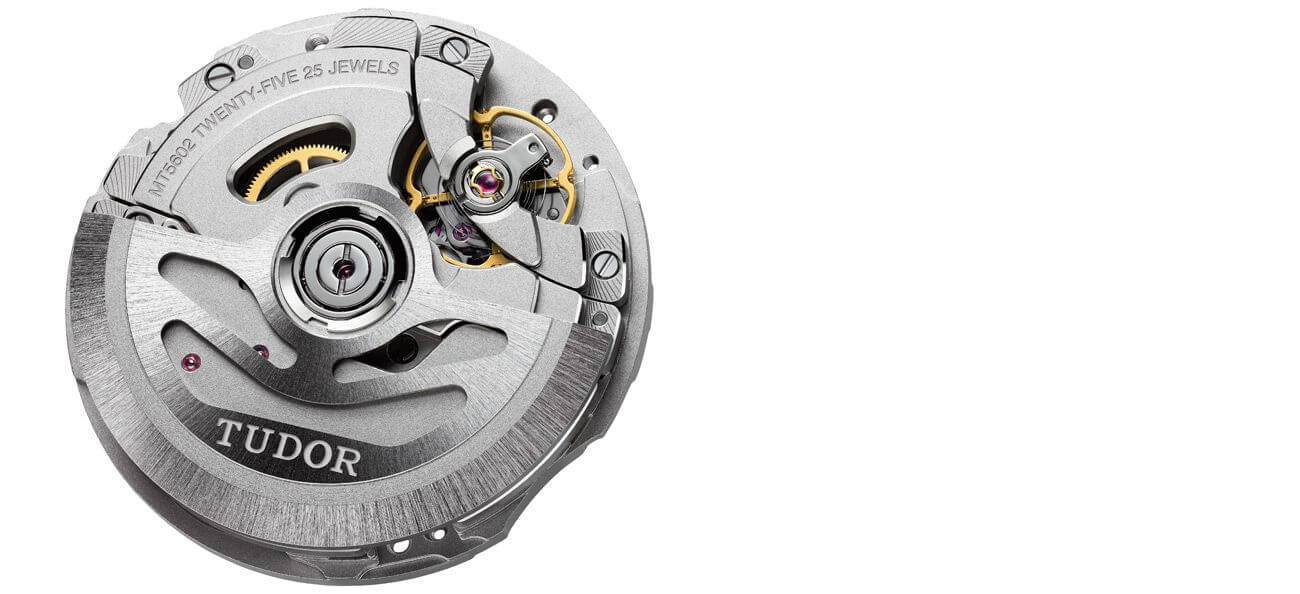 Tudor in-house movimento MT5602