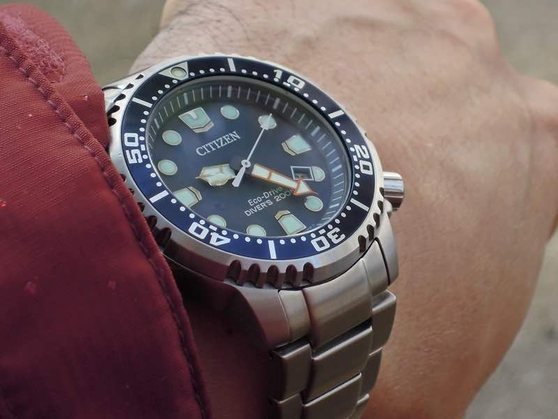 Citizen Promaster diver 200 mt: referenza BN0150-61E