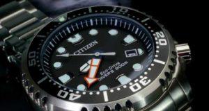 Recensione Citizen Promaster Diver 200 mt