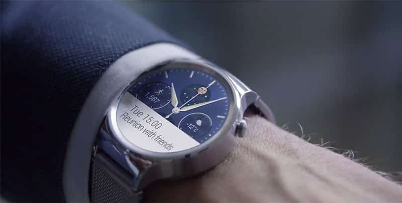 smartwatch huawei-watch