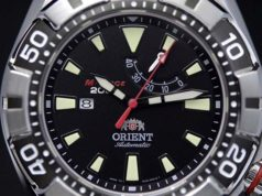 Recensione Orient diving sports m-force