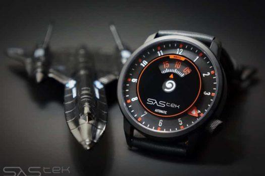 Orologi SaStek: un progetto unico per un orologio mai visto prima
