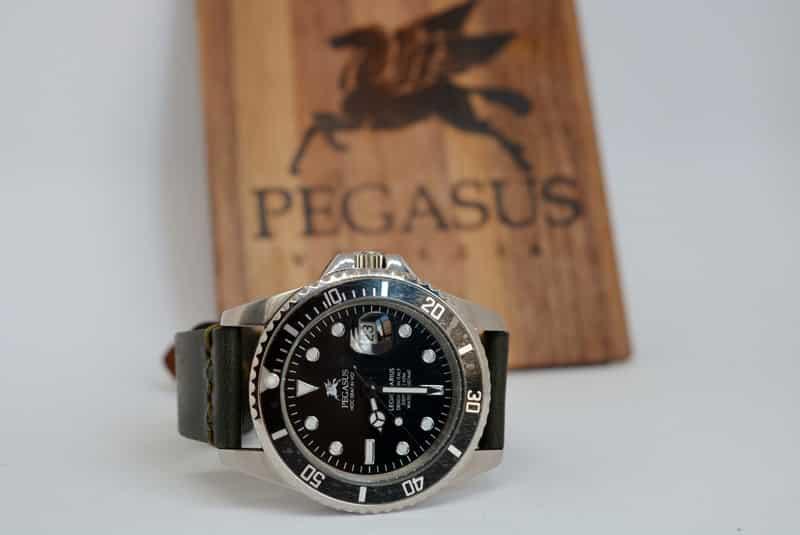 Recensione Pegasus dell'orologio Watches Legionary
