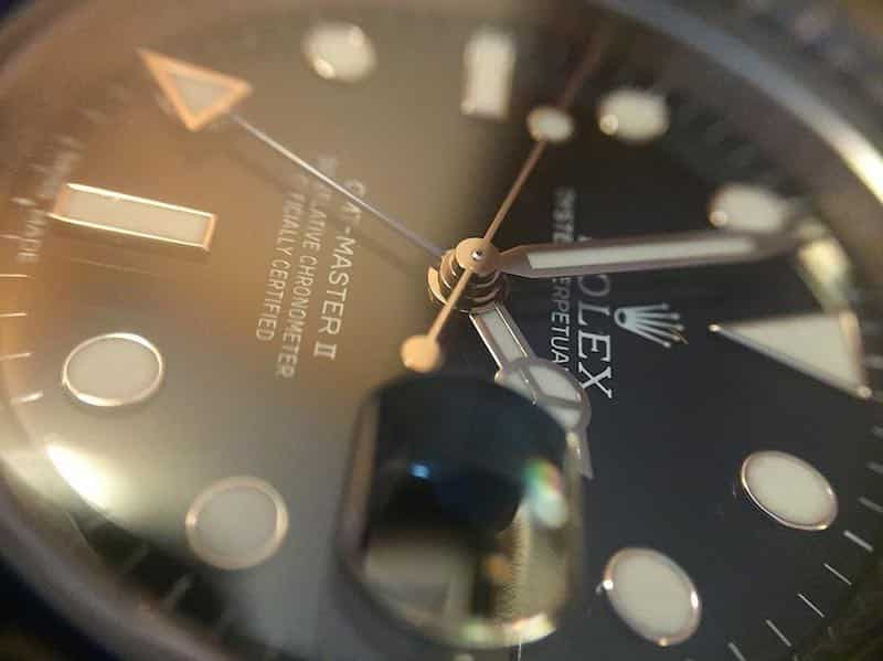 orologio rolex gmt II blnr