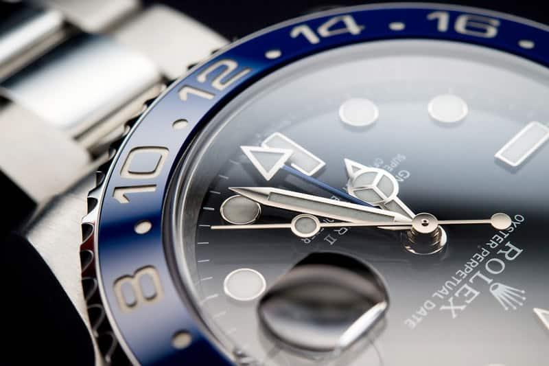 Rolex GMT Master II replica reloj