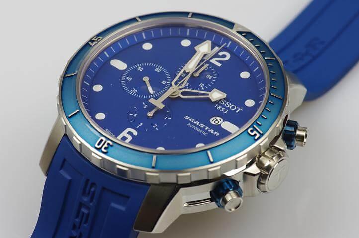 Tissot Seastar ref T0664271704700