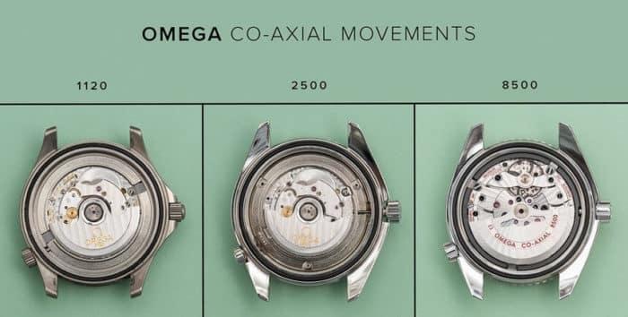 calibro 8500 Omega