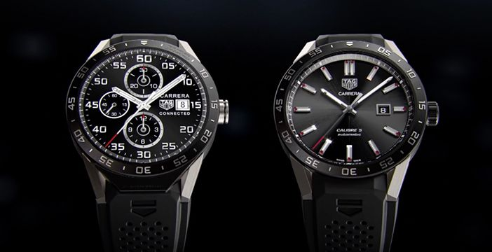 smartwatch  Tag Heuer Connected