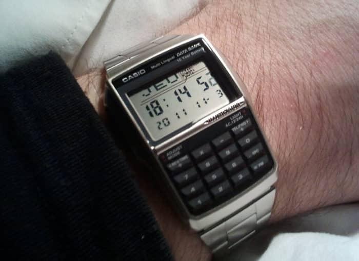 orologio Casio dbc 32d