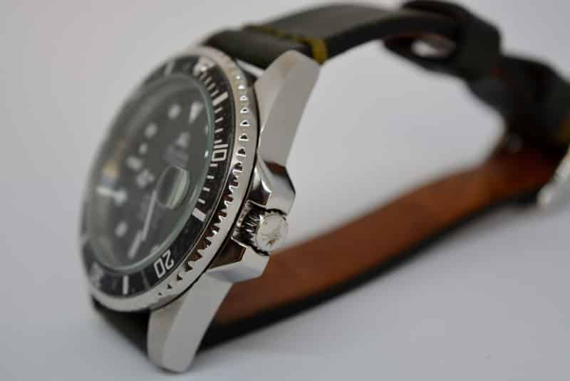 spessore cassa orologio da uomo Pegasus Watches Legionary
