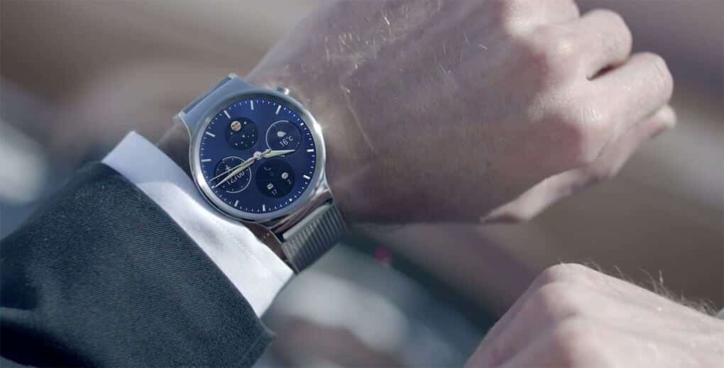 recensione huawei watch