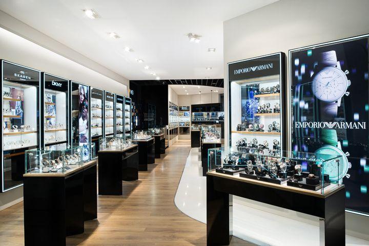negozi di orologeria