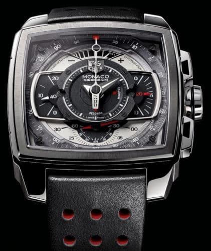 TAG Heuer Monaco black