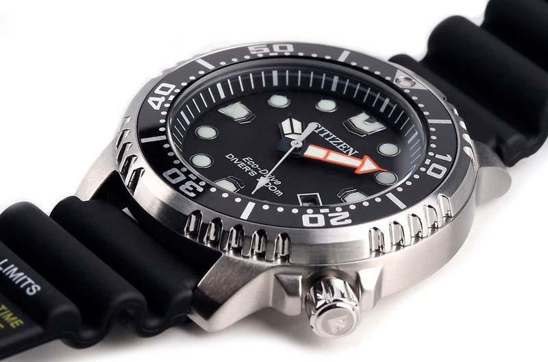 Recensione Citizen pro Master Diver's Lady