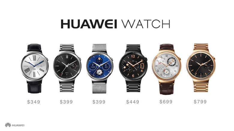 huawei watch prezzo