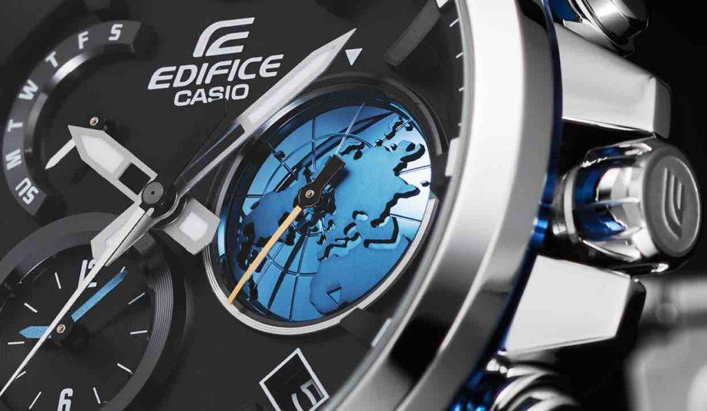Recensione Casio Edifice Orologio EQB-600d 1aer